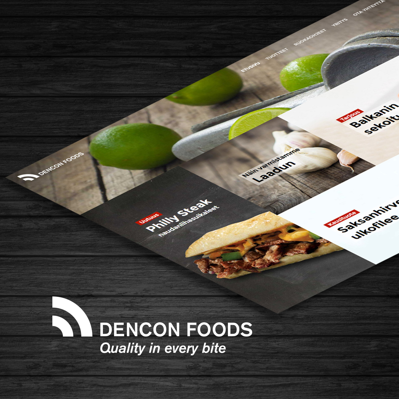 Dencon Foods