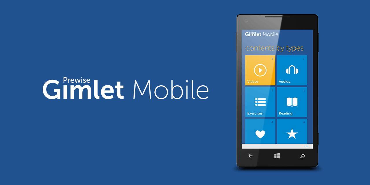 Gimlet Mobile